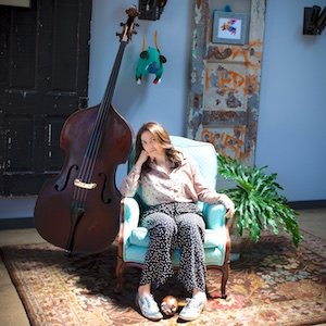 Bassist/vocalist Katie Thiroux Trio from Los Angeles