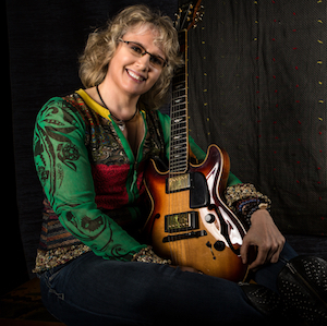 Guitarist Sheryl Bailey Trio from New York City