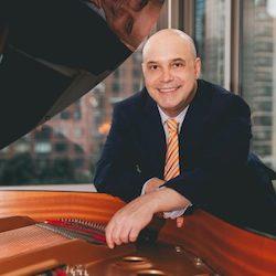 Pianist Larry Fuller Trio from New York City